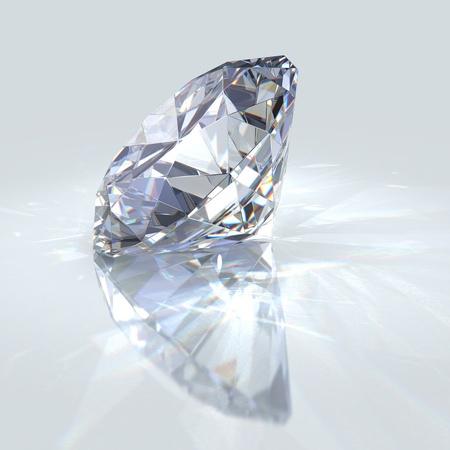 piedras preciosas: Joya de diamante