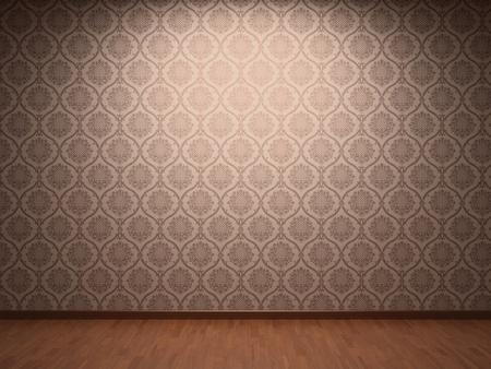 Illuminated fabric wallpaper Stock Photo - 8679976