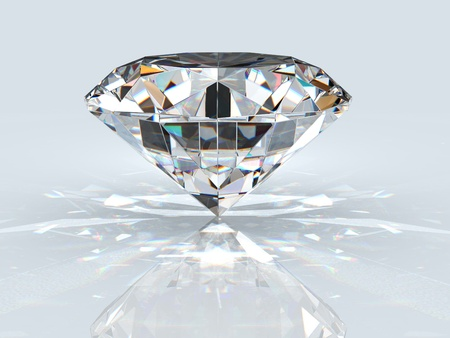 the caustic: Diamond jewel