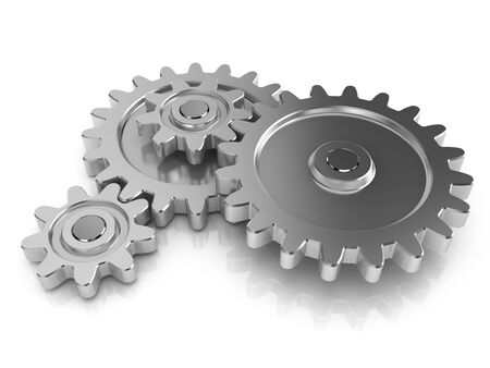 Gear wheels photo