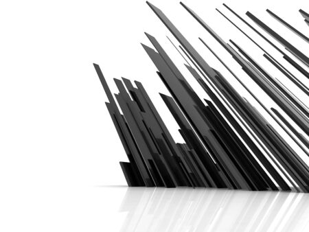 abstract building: Abstract background design