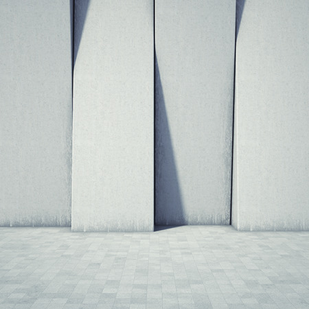 worn structure: Abstract geometric background of the concrete