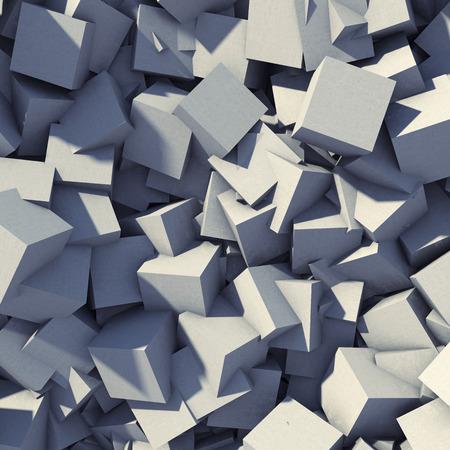 Abstrait géométrique du béton Banque d'images - 36439020