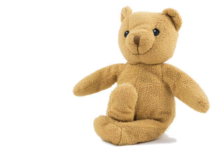 trusty: The old little bear, a trusty friend for many kids.