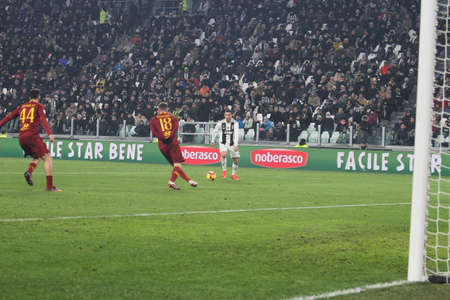 Cristiano Ronaldo, Juventus - Rome, 22122018 Serie A