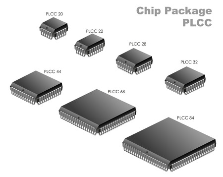 datasheet: Chip Package  PLCC