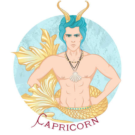 Astrological sign of Capricorn