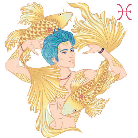 Astrological sign of Pisces