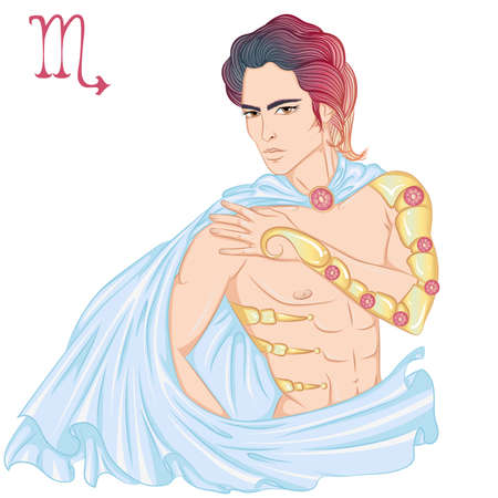 Astrological sign of Scorpio
