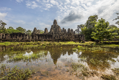 Bayon temple - Siem Reap (Cambodia)