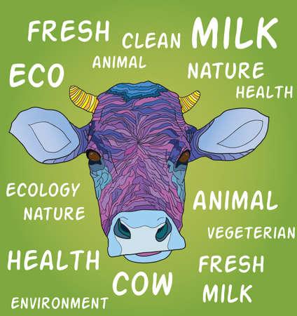 cow Stock Vector - 16756600