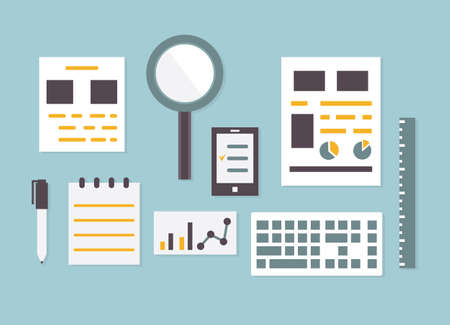 analytic: objects and equipment analytic information