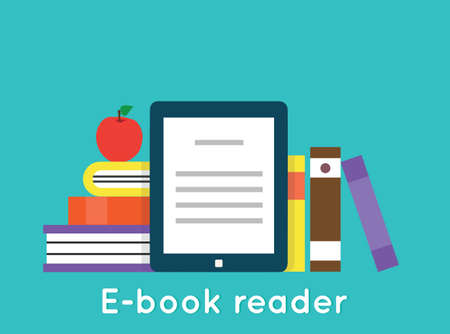 reader: E-book reader and modern education by technology