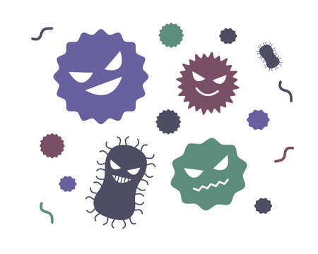 Virus illustration
