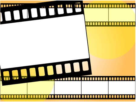 Movie template/background