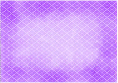 Purple Japan Background / Vector