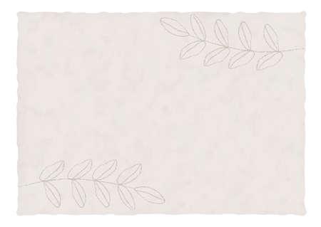 Old paper background illustration / vector