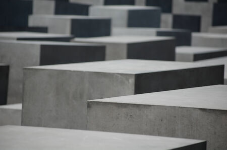 holocaust: The Holocaust Memorial, Berlin, Germany Editorial