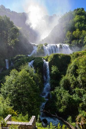 terni: Cascate delle Marmore (Marmore Falls)