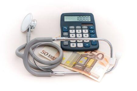 expenditures: Health expenditures