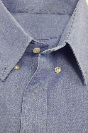 El material de camisa un empate para el deportista  Foto de archivo