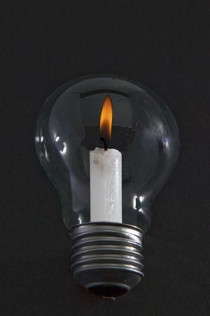 Bombilla eficiente de la energ�a