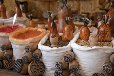 Especias Uzbekist�n en el mercado