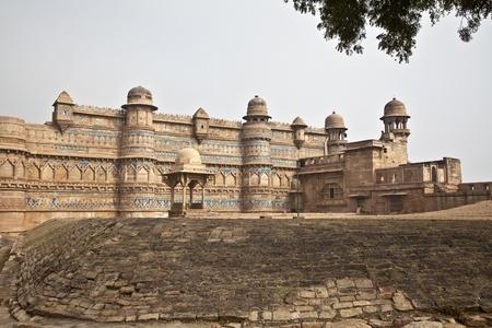Fortaleza en la India