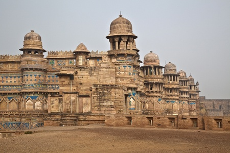 Fortress in India photo