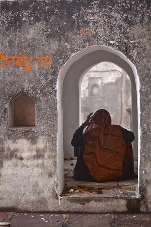 The prayer in India