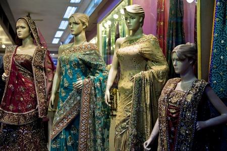 India Sari en la exposici�n