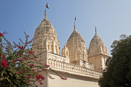 Hindu temple in India