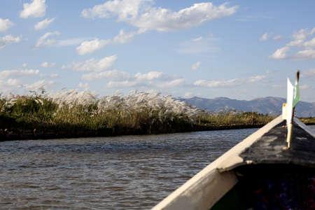 Myanmar, Inle Lake Stock Photo - 17831530