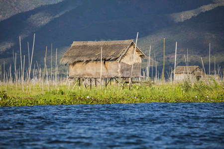 Myanmar, Inle Lake Stock Photo - 17831777