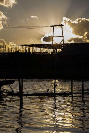 Myanmar, Inle Lake Stock Photo - 17831578