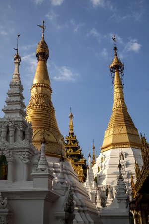 stupas: Myanmar Stupas