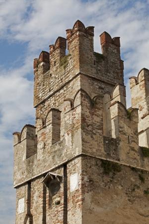 el castillo en Italia