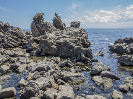 Seascape Acitrezza Sicily, Italy