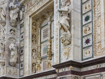 Cathedral of Pavia, Italy