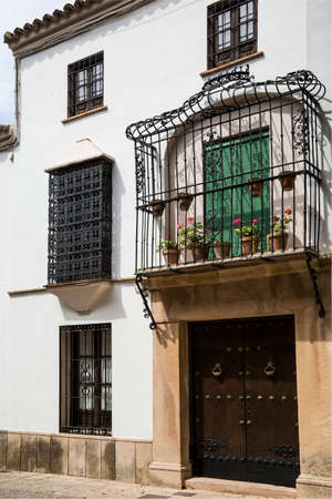 Andalusia, house Stock Photo