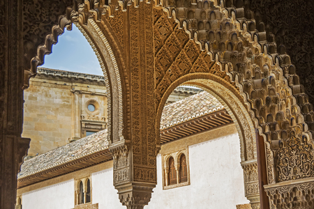 andalucia, Geanada, Alhambra
