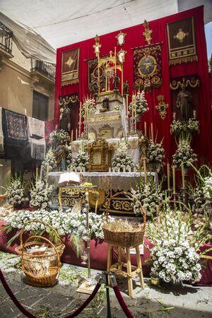 semana: Andalusia, religious festivals