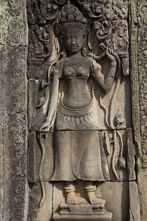 Camboya, el templo antiguo