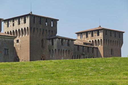 Mantua, castle of Gonzaga Editorial