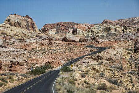 nevada: Nevada USA, panorama hills