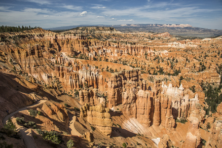 bryce: Wiew of Bryce Canyon, Utah, USA