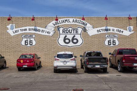 route 66: Route 66, Arizona