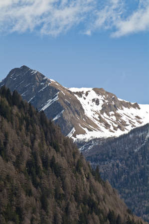 Mountain near Sterzing  Bolzano, Italy