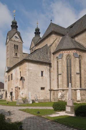 Cathedral of Maria Saal  Carinthia, Austria