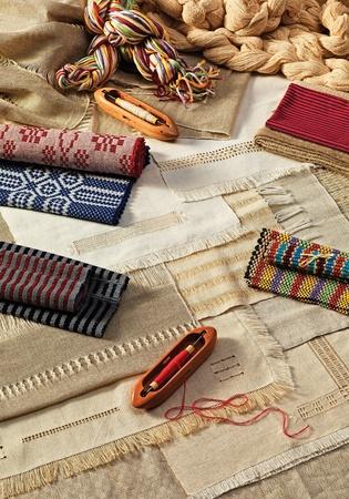 industria tessile: strumenti e tessuto industria tessile tradizionale